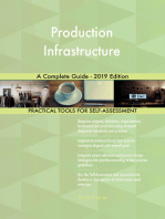 Production Infrastructure A Complete Guide - 2019 Edition