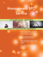 Management BPO Service A Complete Guide - 2019 Edition