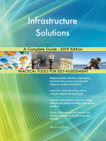 Infrastructure Solutions A Complete Guide - 2019 Edition