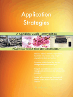 Application Strategies A Complete Guide - 2019 Edition