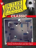 Butler Parker Classic 2 – Kriminalroman