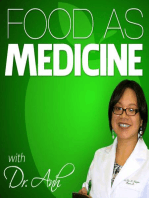 Healing from Cancer, Food Therapy and Living Foods with Audree Lee - #022