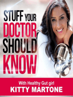 017 - IBS, Crohn's and other gut disasters.