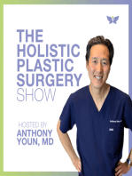 Simple Changes to Uplevel Your Health and Appearance with Dr. Tony Youn - Holistic Plastic Surgery Show #97