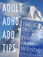 """Adult ADHD ADD Tips and Support Podcast – """"Addiction"""""""