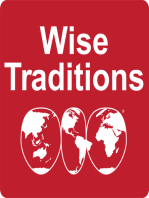 #38 Principle #4 - All traditional cultures cooked some food and ate some of their animal products raw