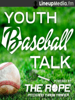 Jim Welcomes Matt Bowen, Youth Baseball Coach
