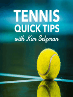 051 Best Practices for Using Notes on the Tennis Court