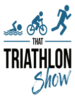 Q&A #34 - Strength training on the bike, training changes during forced time off from swimming, and Sprint Interval Training