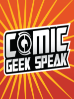 CGS Presents Classic Geek Speak
