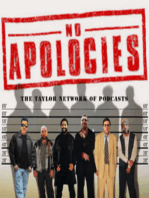 No Apologies ep 250 Why can't we be friends?