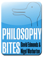 Eric Schwitzgebel on the Ethical Behaviour of Ethics Professors