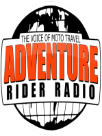 Simon Pavey - Back to Dakar & Exclusive Off Road Tips for Adventure Rider Radio