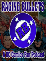 Raging Bullets Special 52 Catchup/DC News Part 1
