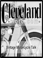 ClevelandMoto Gets Weird! Exploring some odd bikes. Episode 129