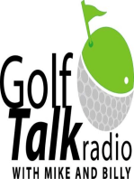 Golf Talk Radio with Mike & Billy - Sofie Andersson, Professional Golfer LIVE in studio - Golf Training Aids - Do you use them? - Hour 2