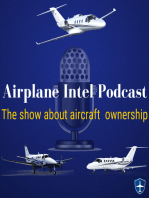Bonanza Owner Interview | Airplane Intel Podcast Episode 62 | Aviation Podcast