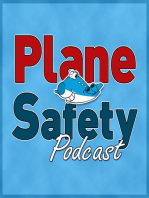 Plane Safety Podcast Episode 60 ; Fear of Flying