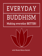 Everyday Buddhism 28 - June Weddings, Relationships, and Perfection?