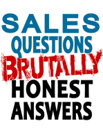 WHY IS SALES SO HARD TODAY AND WHAT TO DO ABOUT IT