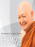 Course II Day 3/11A - Life in Harmony with Mindfulness Practice by Ajahn Prasan