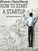 """01 - Sam Altman and Dustin Moskovitz - Intro to the course, """"How to Start a Startup"""""""