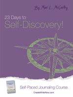 23 Days to Self-Discovery!