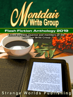 Montclair Write Group Flash Fiction Anthology 2019