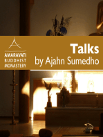 Living as an Alms Mendicant