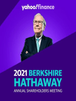 Berkshire Hathaway Annual Shareholders Meeting Halftime Show