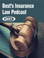 Professional Liability Cases Complex, 'Cyclical' - Episode # 79
