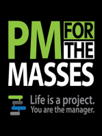 It's Time We Project Managers Get Our Stuff Together