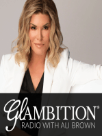 """Zainab Salbi, Activist + Author of """"Freedom is an Inside Job"""" — Glambition Radio Episode 152 with Ali Brown"""