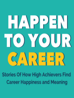 Using Projects and Career Experiments to Change Careers