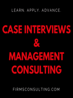 57 Strategies for Written Case Interviews