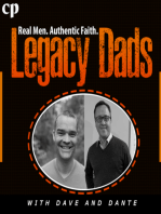 Legacy Dads Episode # 5 - #ThoughtsandPrayers - When I Was An Atheist - Part 1
