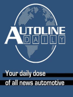 AD #2160 – Maserati Will Electrify Entire Line-Up, U.S. Car Sales Down in July, The Psychological Side of Autonomy