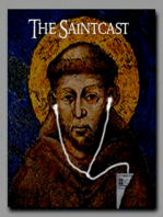 SaintCast Episode #45, St. Clement of Rome, a new 'royal' Saint?, new format, audio feedback 312.235.2278