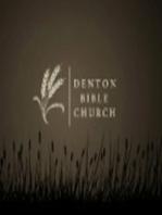 01/09/2011 - The Gospel Centered Life