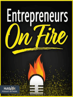 From EOFire listener to IGNITING THE FIRE with Brandon Carter