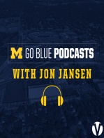 Episode 34 - Shea Patterson, Ben Bredeson and Chase Winovich