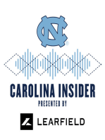 Jones and Adam have your Carolina/ECU FB recap and Associate ADs Rick Steinbacher and John Brunner update us on the decision making process regarding athletic events this upcoming weekend while facing the threat of Hurricane Florence.