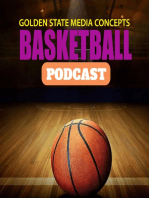 GSMC Basketball Podcast Ep 122 Rockets without Harden Kyrie Spurs (01-05-18)