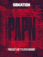 It's the PODCAST AIN'T PLAYED NOBODY Draft Spectacular!