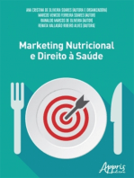 Marketing Nutricional e Direito à Saúde