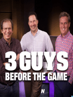 Three Guys Before The Game; Post Baylor Edition