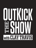 Outkick The Show - 12/18/18 - Big Ten commish supports 8 team playoff, Justin Fields transfer, Saints edge Panthers, NFL playoff race, Carlton lawsuit