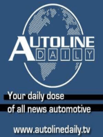 AD #1521 – EU Sales Up Slightly, Chrysler Changes Its Name, 3D Printed Lightweight Concept