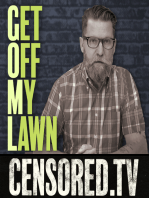 Get Off My Lawn Podcast #90   I went on an involuntary road trip with two Harry Potter fans