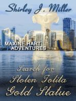 Search for Stolen Tolita Gold Statue